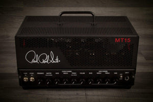 PRS MT15 Mark Tremonti Signature Amplifier Head - MusicStreet