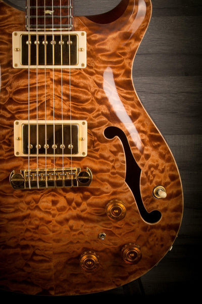 USED - PRS Private Stock (Joe Knaggs) Hollowbody I Piezo #403 (Serial: 266668)