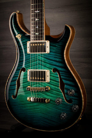 PRS Private Stock Hollowbody II 594 Ltd Edition Laguna Glow #7239