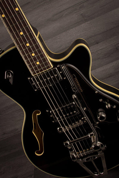 Duesenberg Starplayer III - Black With Hard Case