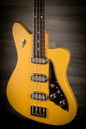 Duesenberg Triton Bass Butterscotch - Inc Hard Case