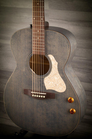 Acoustic Guitar - Art & Lutherie Legacy Denim Blue Q-Discrete