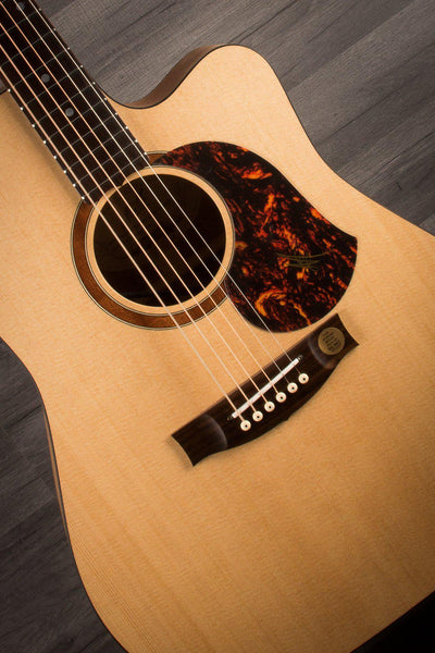 Acoustic Guitar - Maton S70C Cutaway Electro Acoustic Guitar With Ap5 Pro Preamp