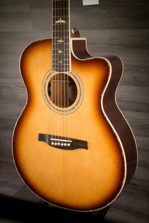 Acoustic Guitar - PRS - SE Angelus AE40E Tobacco Sunburst