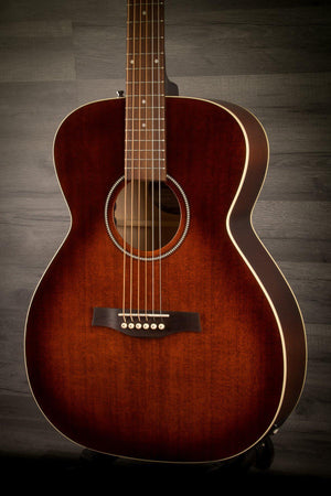 Acoustic Guitar - Seagull S6 Original Slim - Burnt Umber