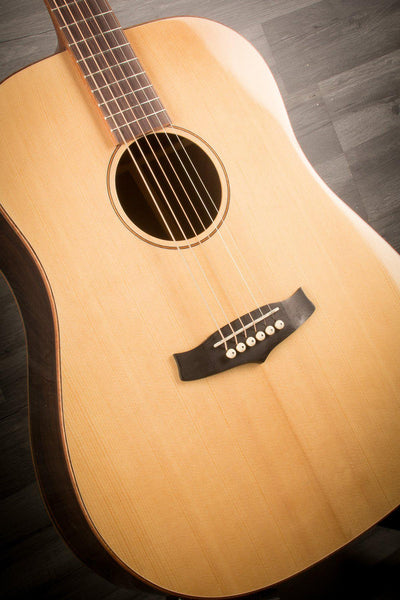 Acoustic Guitar - Tanglewood - TWJD S Java Series Spruce Top Acoustic