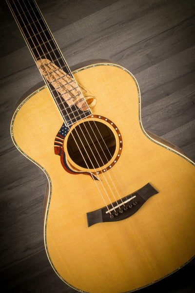 Acoustic Guitar - USED - 2002 Taylor Liberty Tree