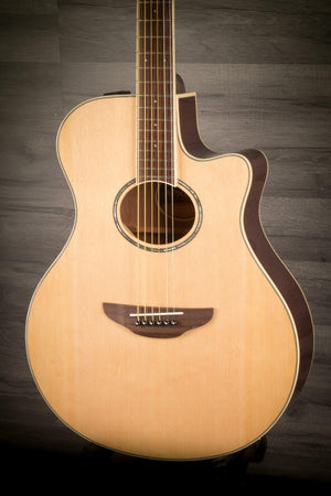 Acoustic Guitar - Yamaha APX600 Electro Acoustic Guitar - Natural