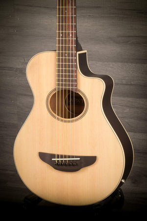 Acoustic Guitar - Yamaha APXT2 Travel Acoustic Guitar - Natural