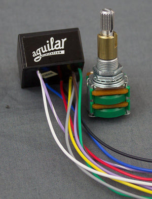 Aguilar Preamp 3 Band Boost Cut Preamp