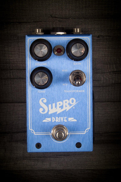 Amplifier - Supro Sp1305 Drive Pedal