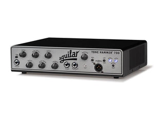 Bass Amplifier - Aguilar Tone Hammer 700 Bass Amp Head