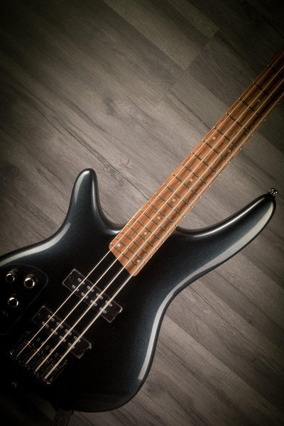 Bass - Ibanez SR300EB-IPT Left Handed Bass Guitar - Iron Pewter