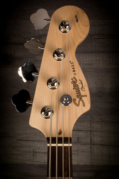 Bass - Squier Affinity Jazz Bass LRL - Slick Silver