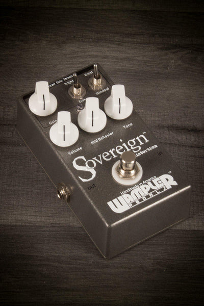USED - Wampler Sovereign Distortion - MusicStreet