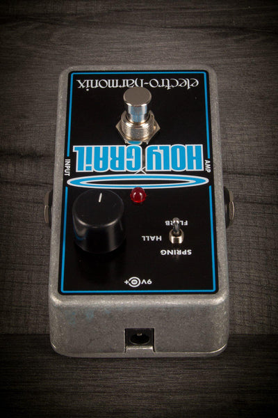 Effects Pedal - Electro Harmonix - Holy Grail Reverb Pedal
