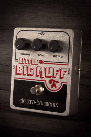 Effects Pedal - Electro-Harmonix Little Big Muff Pi