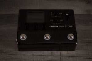 Effects Pedal - Line 6 - HX Stomp *Refurbished By Yamaha*