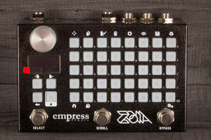Effects Pedals - Empress Zoia