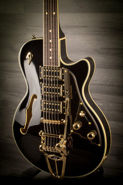 Electric Guitar - Duesenberg Starplayer TV Custom In Black