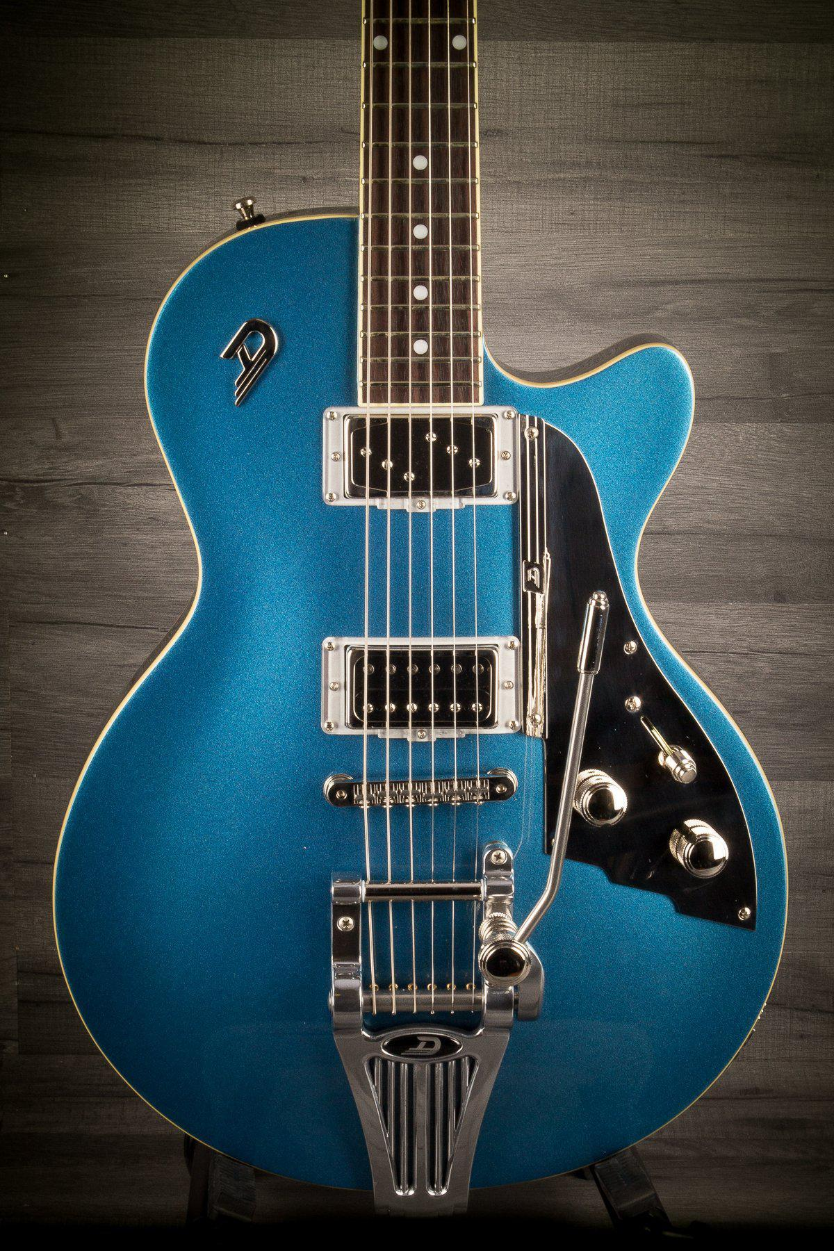 Electric Guitar - Duesenberg Starplayer TV NF- Catalina Blue