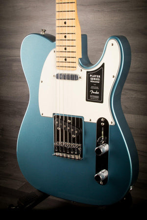 Electric Guitar - Fender Player Series Telecaster, Tidepool Maple Neck