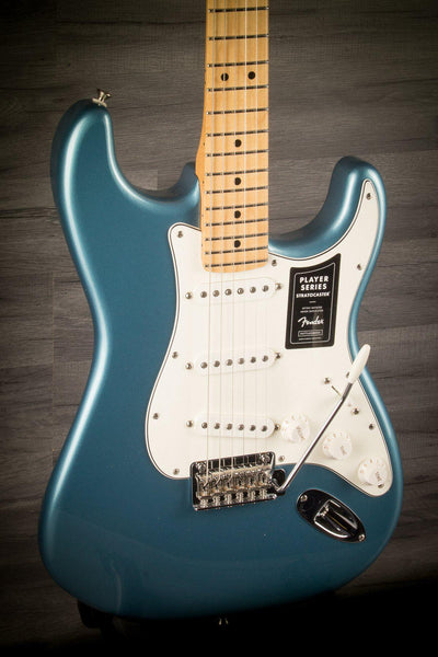 Electric Guitar - Fender Player Stratocaster - Tidepool MN