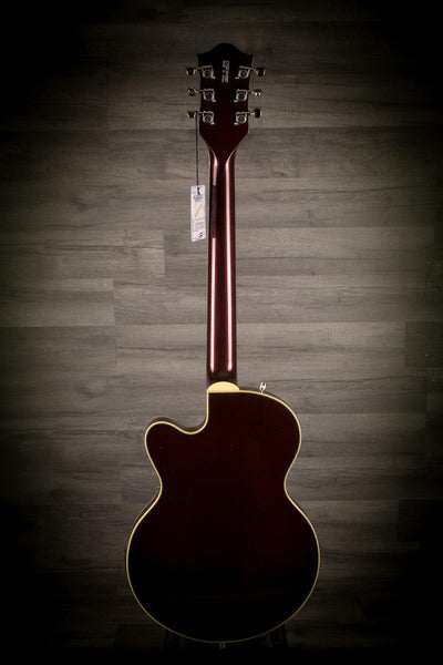 Electric Guitar - Gretsch G5655TG Electromatic Center Block JR Electric Guitar - Dark Cherry Metallic