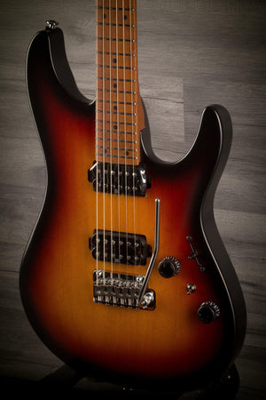 Electric Guitar - Ibanez AZ2402-TFF - Satin Tri Fade Burst