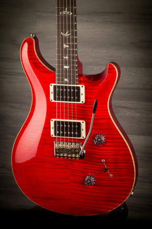 Electric Guitar - PRS Custom 24 - Ruby S#0299844