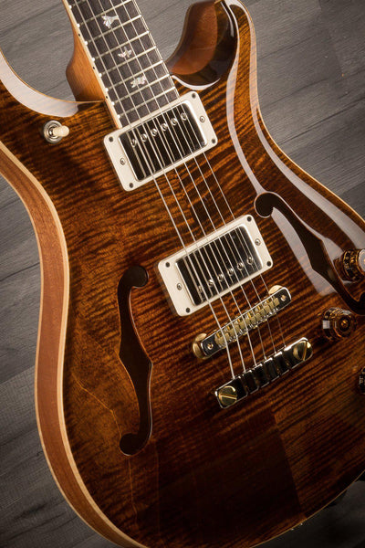 PRS McCarty 594 Hollowbody II - Yellow Tiger - MusicStreet