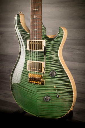 Electric Guitar - PRS Private Stock PS6397 Custom 24 Sage Green Dragons Breath