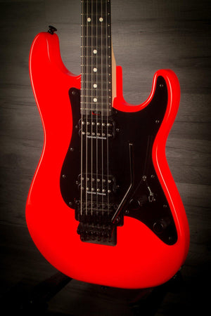 USED - Charvel Pro Mod So Cal Style 1 HH Rocket Red, Floyd Rose - MusicStreet