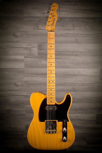 Electric Guitar - USED - Fender 52 HotRod Telecaster - Butterscotch