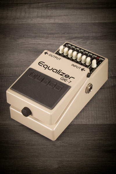 Equalizer - Boss GE-7 EQ