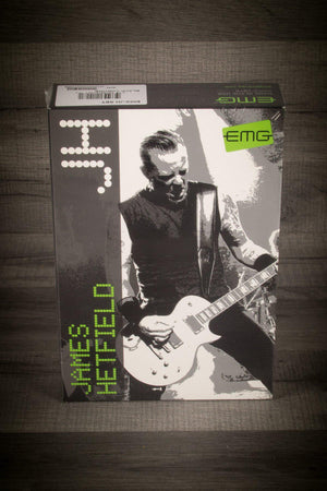 "EMG James Hetfield Signature ""Het Set"" Guitar Pickups - MusicStreet"