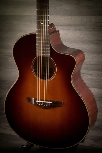 Guitars|Acoustic Guitars - Faith Neptune Classic Burst Electro - Sunburst