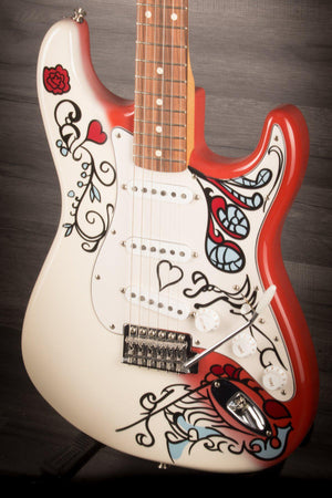 Fender Jimi Hendrix Monterey Stratocaster Limited Edition Guitar