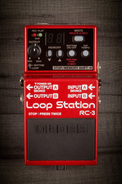 Looper - Boss RC-3 Looper