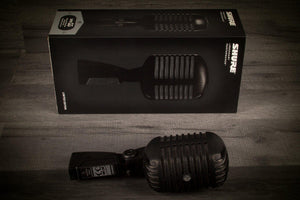 Microphones - Shure Super 55 - Limited Edition - Black