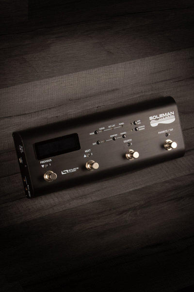 Midi Switcher - Source Audio Soulman