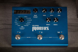 USED - Strymon Mobius Modulation Pedal