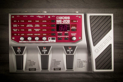 Multi Effects - Boss Me-20B