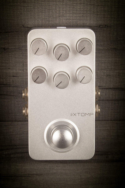 Hotone - Xtomp Multi Effects Pedal - MusicStreet