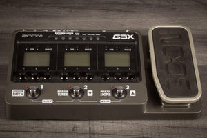 USED - Zoom G3X Multi effects pedal - MusicStreet