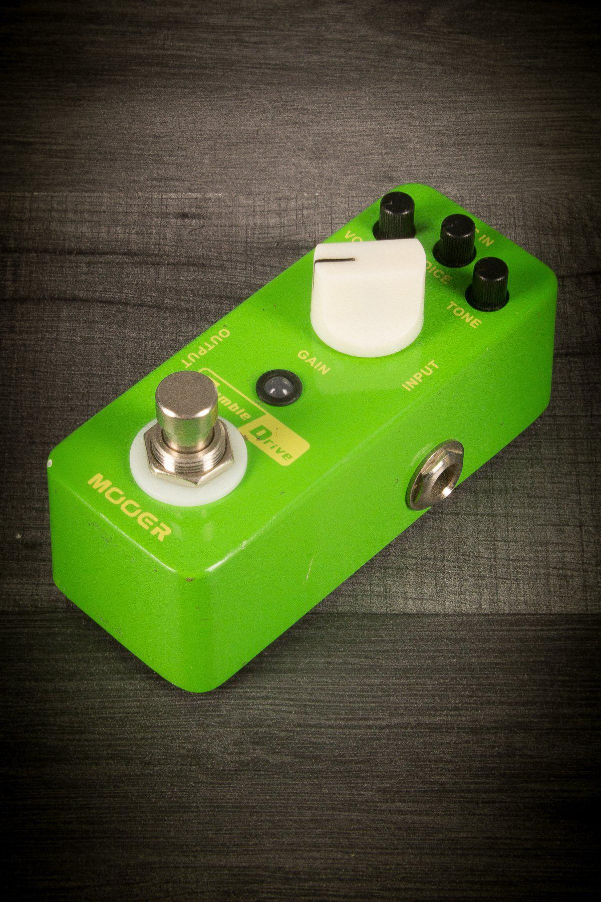 New Mooer Rumble Drive Rumble Sound Overdrive Micro Guitar Effects Pedal