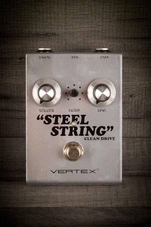 Overdrive - USED - Vertex Steel String Clean Drive
