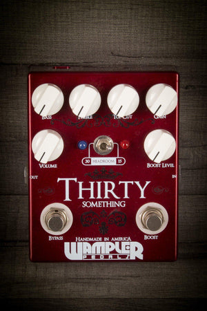 Overdrive - Wampler Thirty Something