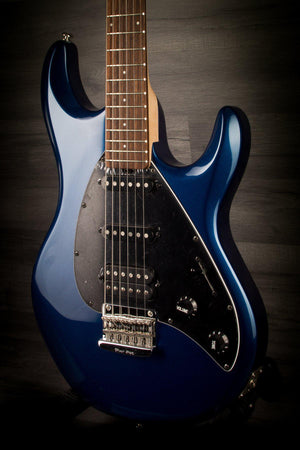 Music Man Silhouette Special Hss Pearl Blue