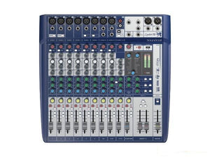 Soundcraft Signature 12 - MusicStreet